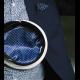 NÄSDUK - DOT NAVY BLUE