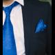 NÄSDUK - PAISLEY BLUE