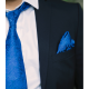 SLIPS - PAISLEY BLUE