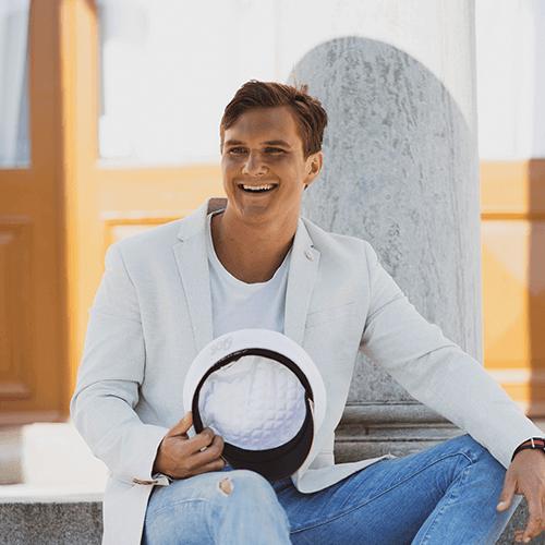 Filip Pelas - Influencer hos Galio of Sweden